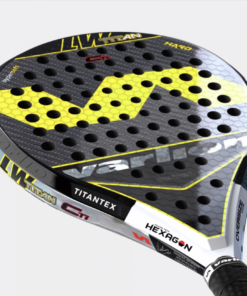 Varlion LW Titan Carbon, Asia Padel