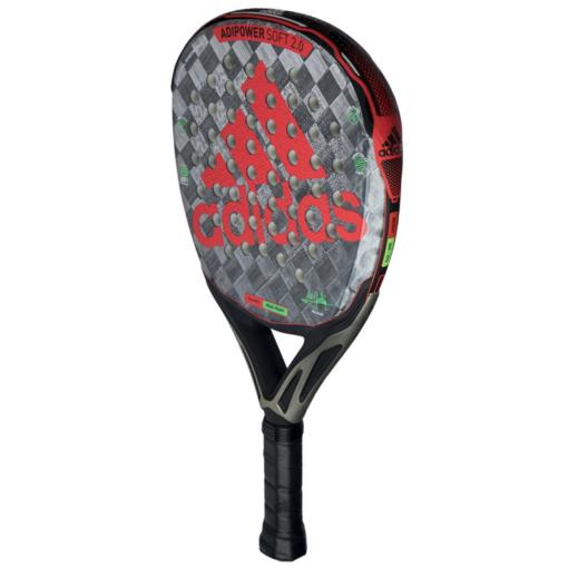 Adipower Soft 2.0 Padel Racket. Asia Padel