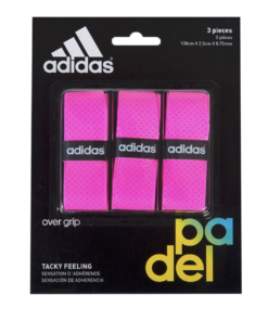 Set Overgrip Pink. Asia Padel