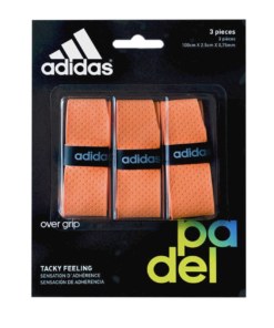 Set Overgrip Orange. Asia Padel