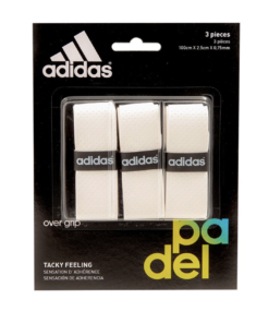Set Overgrip White. Asia Padel