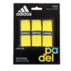 Set Overgrip Yellow. Asia Padel